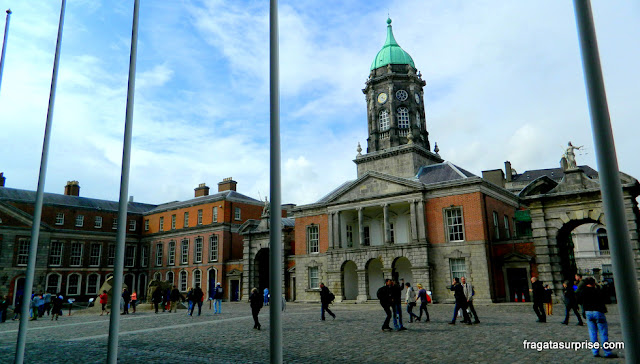 Castelo de Dublin, Irlanda