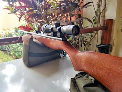chumbinhos rifle