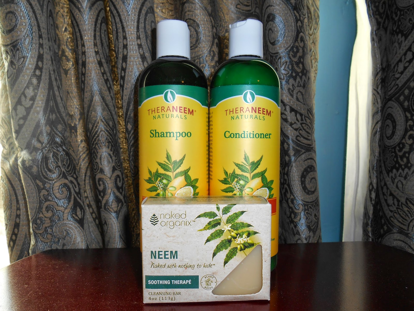 Hope's Cafe: TheraNeem Hair Care Review and #Giveaway