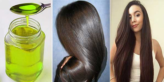Grow Hair Like Crazy Without Any Control - See Remedy!