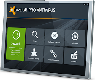 Free Download Avast Pro Antivirus 2013 v8.0.1482 with License Full Version