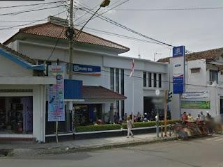 Lokasi ATM Bank BRI Setor Tunai JATIBARANG