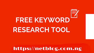 Mobile keyword research