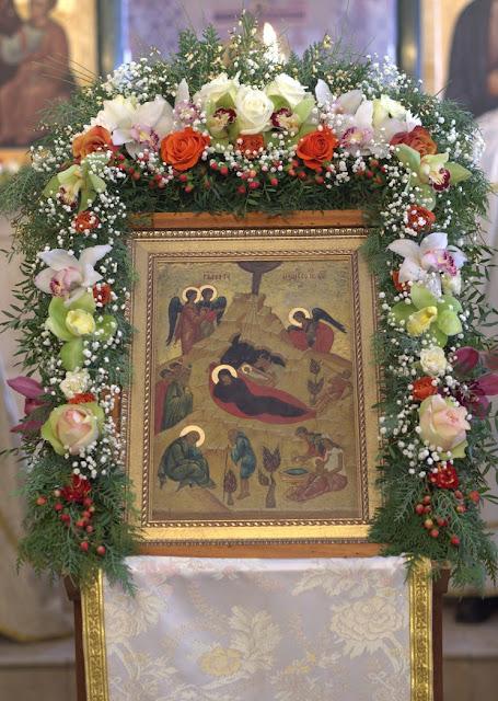 Рождество Христово в Софийском Свято-Успенском соборе Болгарской Старостильной Церкви. ФОТО