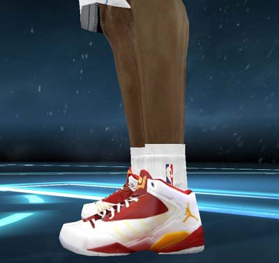 new style 73746 0c455 NBA 2K12 Jordan Fly Wade 2 EV Shoes Patch ...