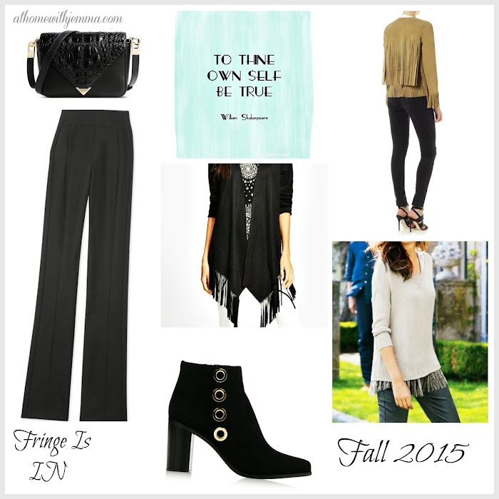 Fringe For Fall And Hair Tips