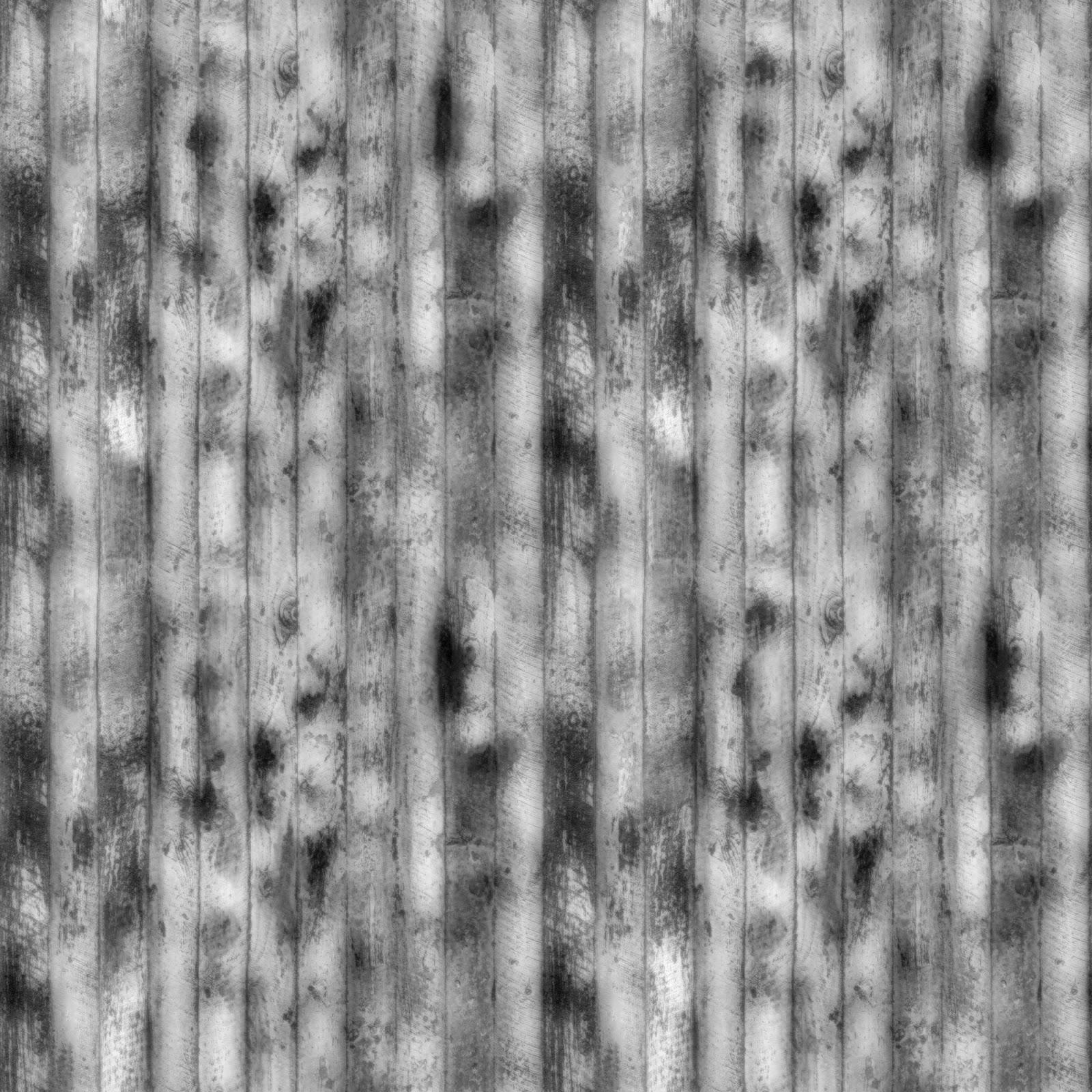 Tileable Concrete Boards Texture Maps