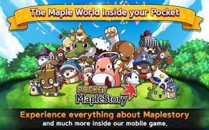 Pocket MapleStory MOD APK 1.3.0