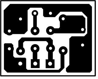 passive tone control circuit pcb Guitar