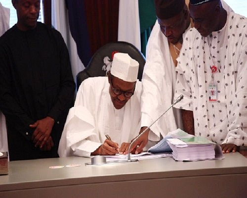 Buhari makes 23 new appointments including rectors for six polytechnics (FULL LIST)
