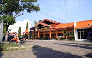 Penerimaan tenaga kontrak kantor Pos Indonesia