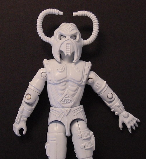 1995 Battle Corps Rangers Dr. Mindbender, Unproduced, Unreleased, Rare G.I. Joe Figures