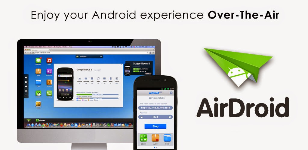 Airdroid gratis para android