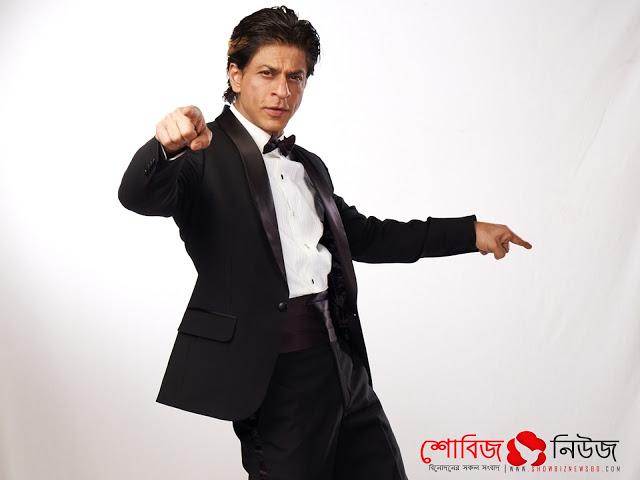 পিতৃত্বের গুজবে নাজেহাল Shahrukh khan