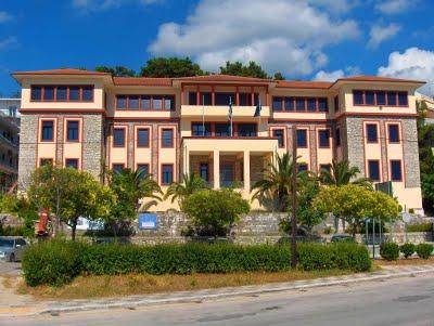 Θεσπρωτία: Εγκαίνια του Νέου Κέντρου Επισκεπτών της Θεσπρωτίας
