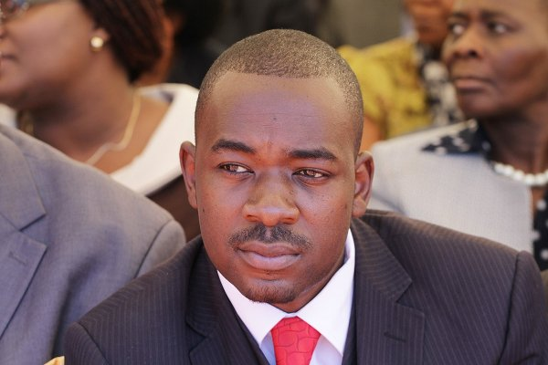 "Chamisa To Organise Supporters To Make Sure That ""Vote"" Is Respected In A Peaceful Manner"