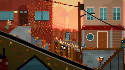 Night in the Woods Game Screenshot 2