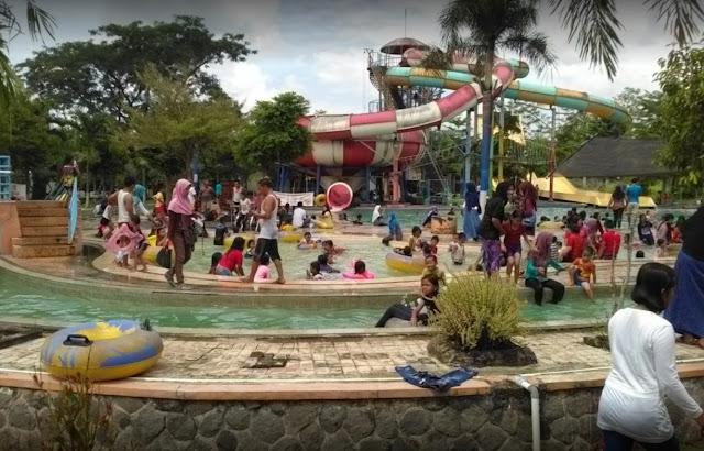 Harga Tiket Masuk Banjar Waterpark Kolam Renang