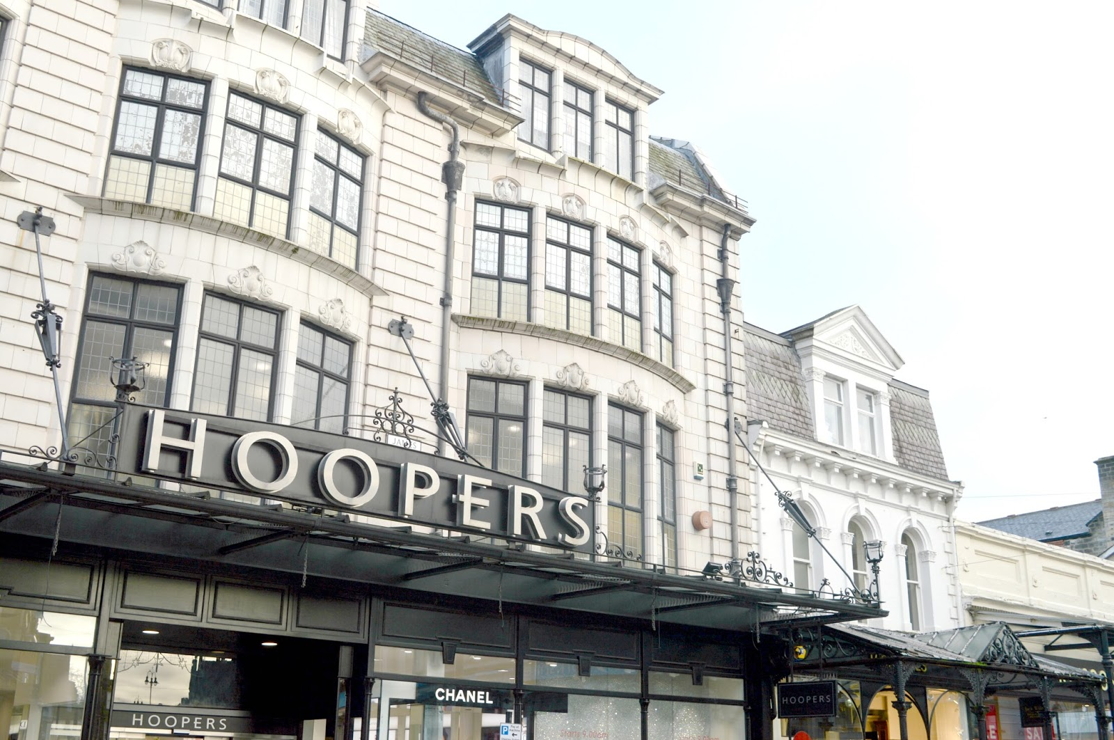 A Weekend in Harrogate - Hoopers