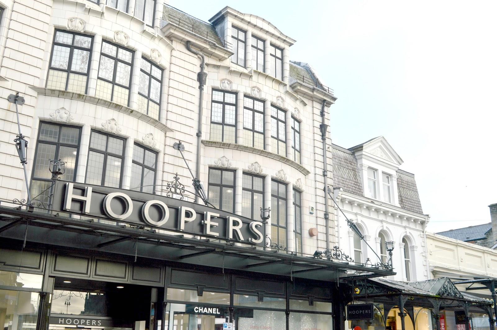 A Weekend in Harrogate - Hoopers