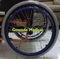 merk kursi roda anak