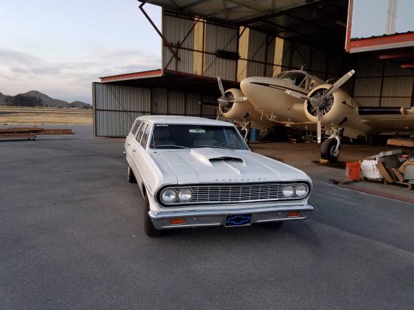 1964 Chevelle Wagon 300 For Sale - Buy American Muscle Car
