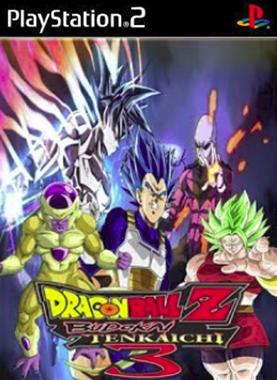 DOWNLOAD!! DRAGON BALL Z BUDOKAI TENKAICHI 3 VERSION LATINO