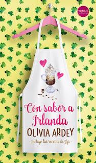 """""""Con sabor a Irlanda""""de Olivia Ardey"""