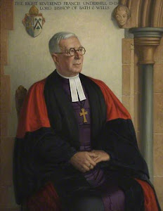 Francis Underhill (1878–1943), Bishop of Wells (1937–1943)