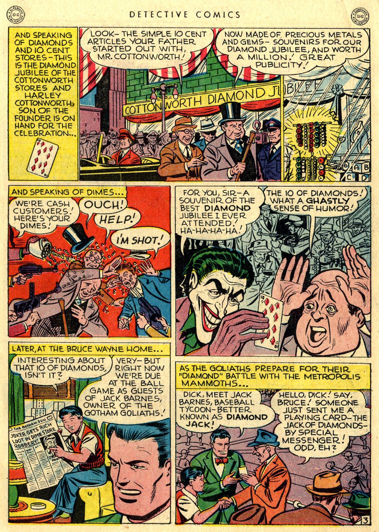 Read online Detective Comics (1937) comic -  Issue #118 - 5