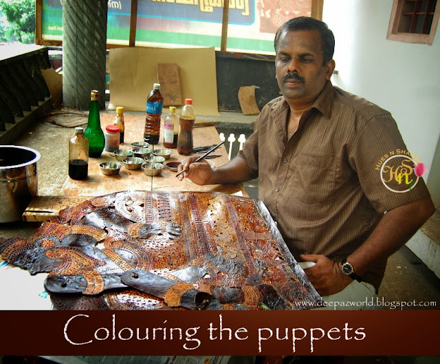 Coloring-the-Puppets-Tholpavakoothu-HuesnShades