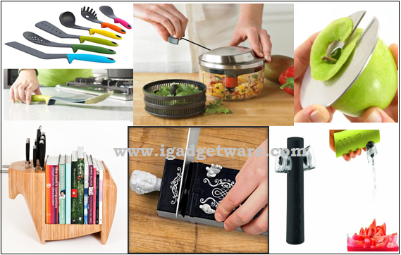 6 Really Cool Kitchen Gadgets - iGadgetware- Get Social ...