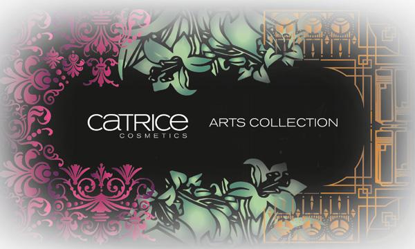"""CATRICE """"Arts Collection"""" - edycja limitowana"""