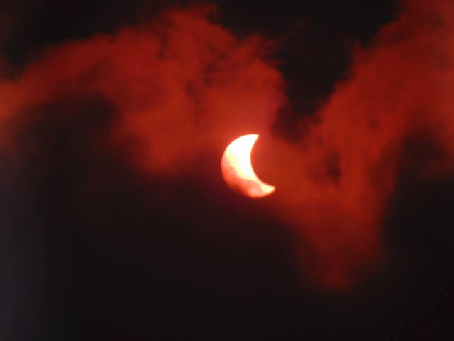 eclipse solar - Paraná