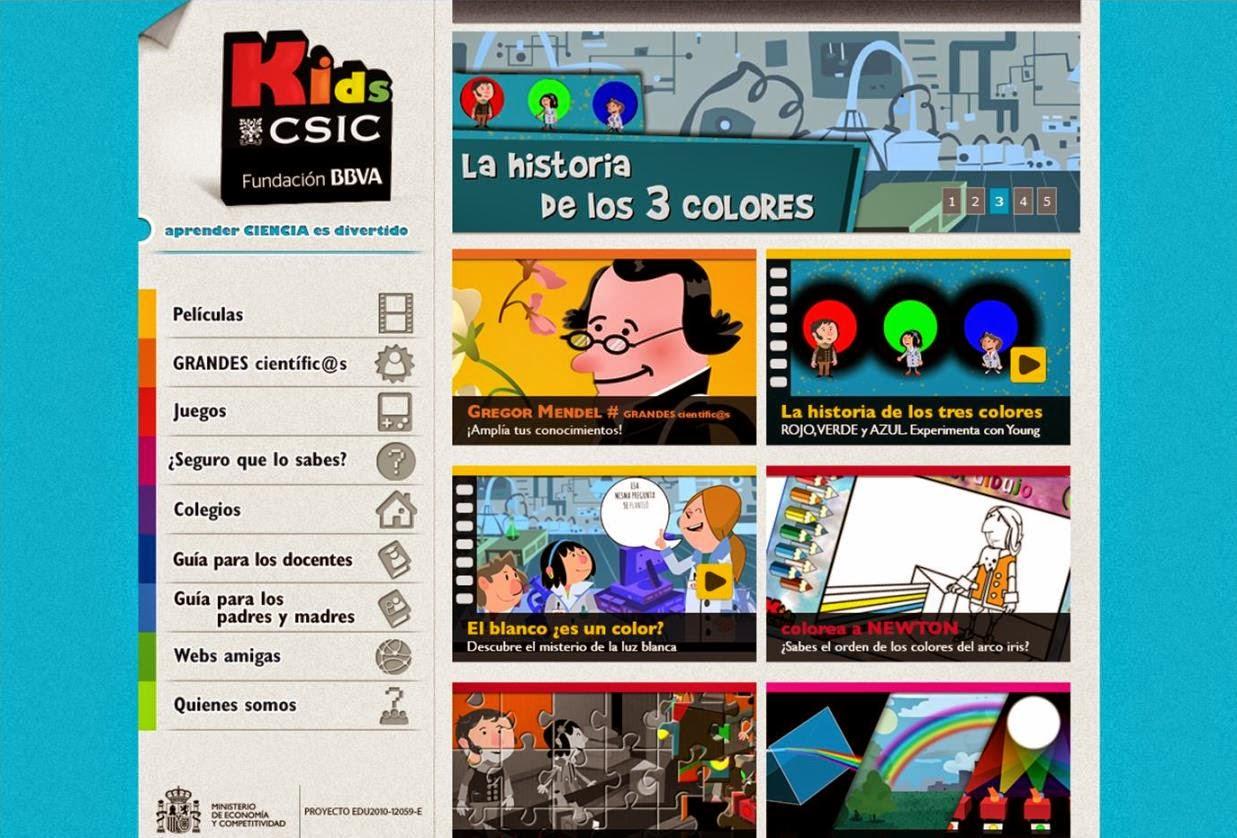 http://www.kids.csic.es/