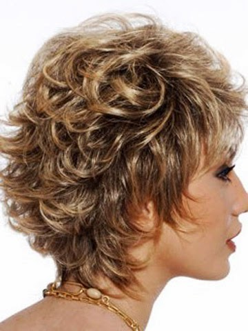 Astounding Top 10 Short And Curly Haircuts 2015 2016 Jere Haircuts Hairstyle Inspiration Daily Dogsangcom