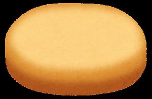 ハンバーガーの具材のイラスト(クラブ(中部))