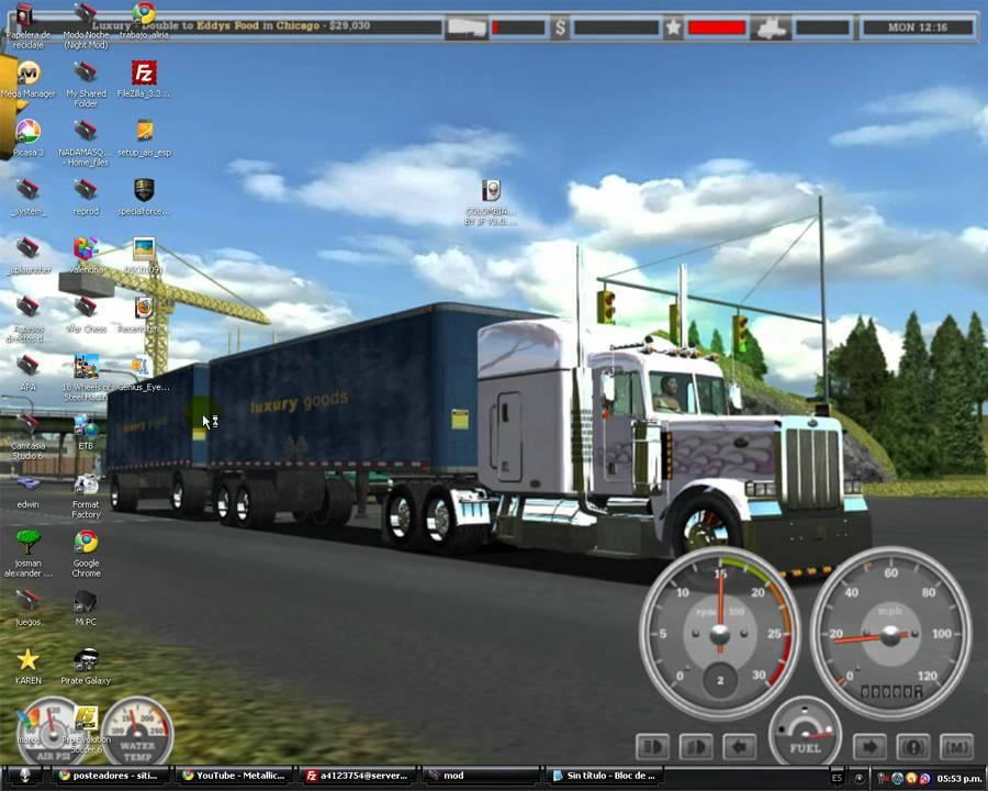 18 Wheels Of Steel Haulin Download Full Version - Free Games Download