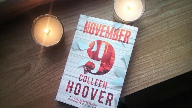 """November 9"" Colleen Hoover [przedpremierowo]"
