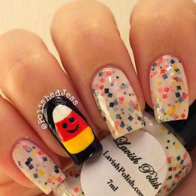 Born Pretty Store Blog: October Eye-catching Nail Designs ...