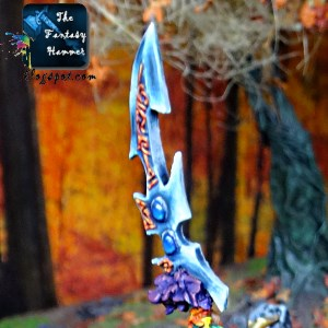 Orion's NMM Spear of Kurnous
