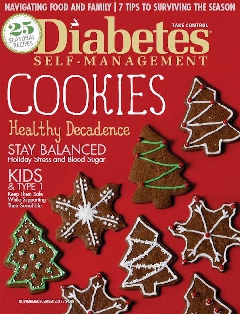 Diabetes Self-Management Magazine Nov & Dec 2017