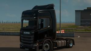 Scania S&R Lowdeck Addon