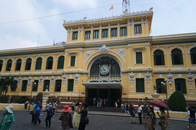 post office HCMC