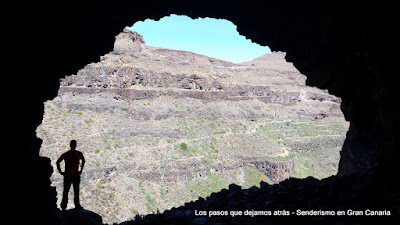 Cueva túnel en La Fortaleza
