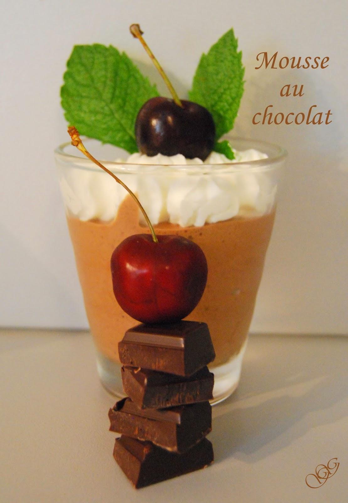 Mousse au chocolaaaaat