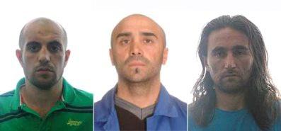 Terrorists in Cádiz and Ciudad Real