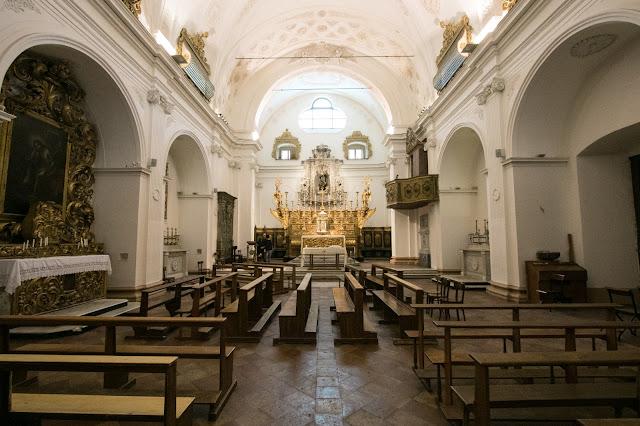 Chiesa di Santa Chiara-Manfredonia