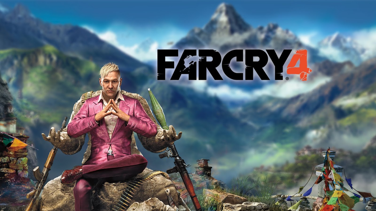 Gaming And Tech Hacks Farcry 4 Russian To English Language Fix
