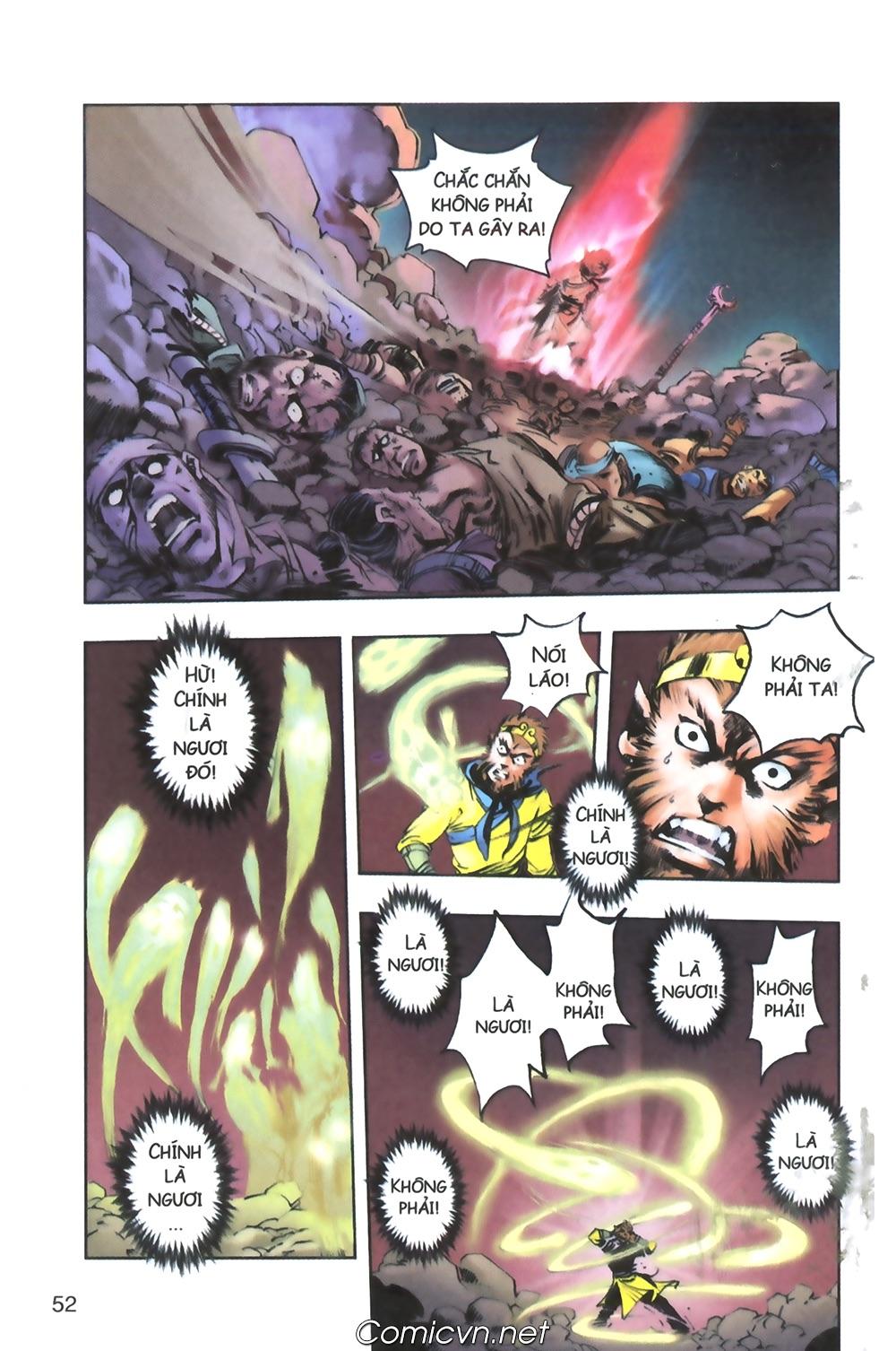 Tây Du Ký màu - Chapter 102 - Pic 22